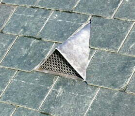 Lead Vents For Slated U0026 Tiled Pitched Roofs